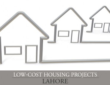low cost housing projects in lahore
