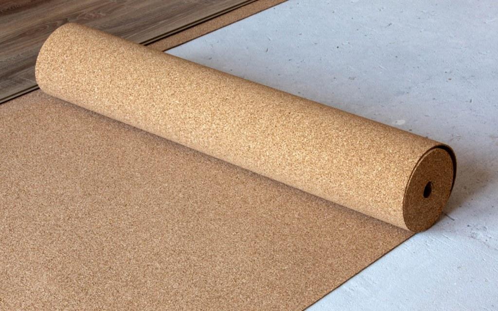 Cork flooring is best for low-budget flooring option