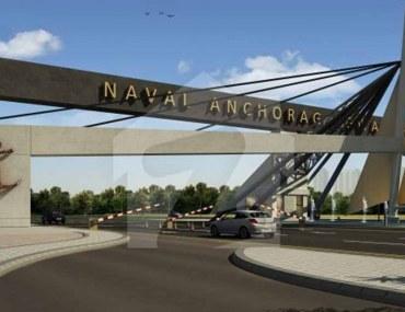 Naval Anchorage Gwadar