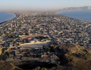 Travelling to Gwadar