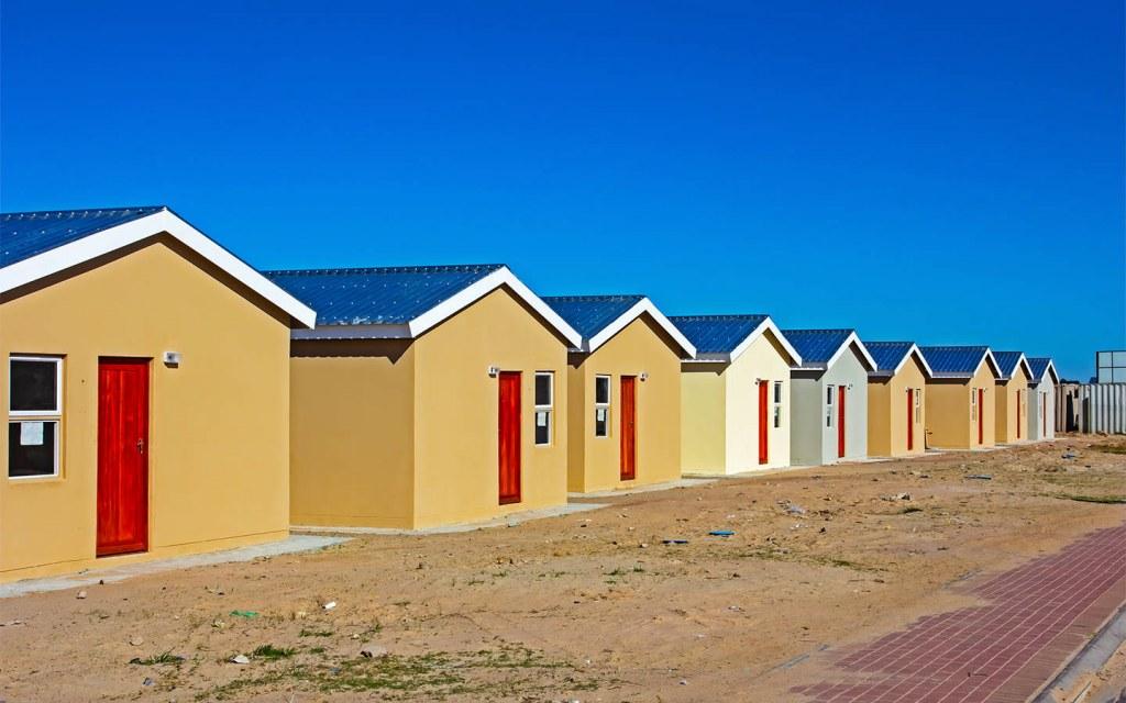 Low-cost Housing in pakistan