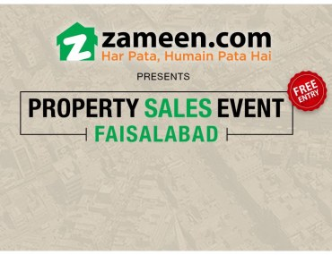 Property Sales Event Faisalabad - April 2019