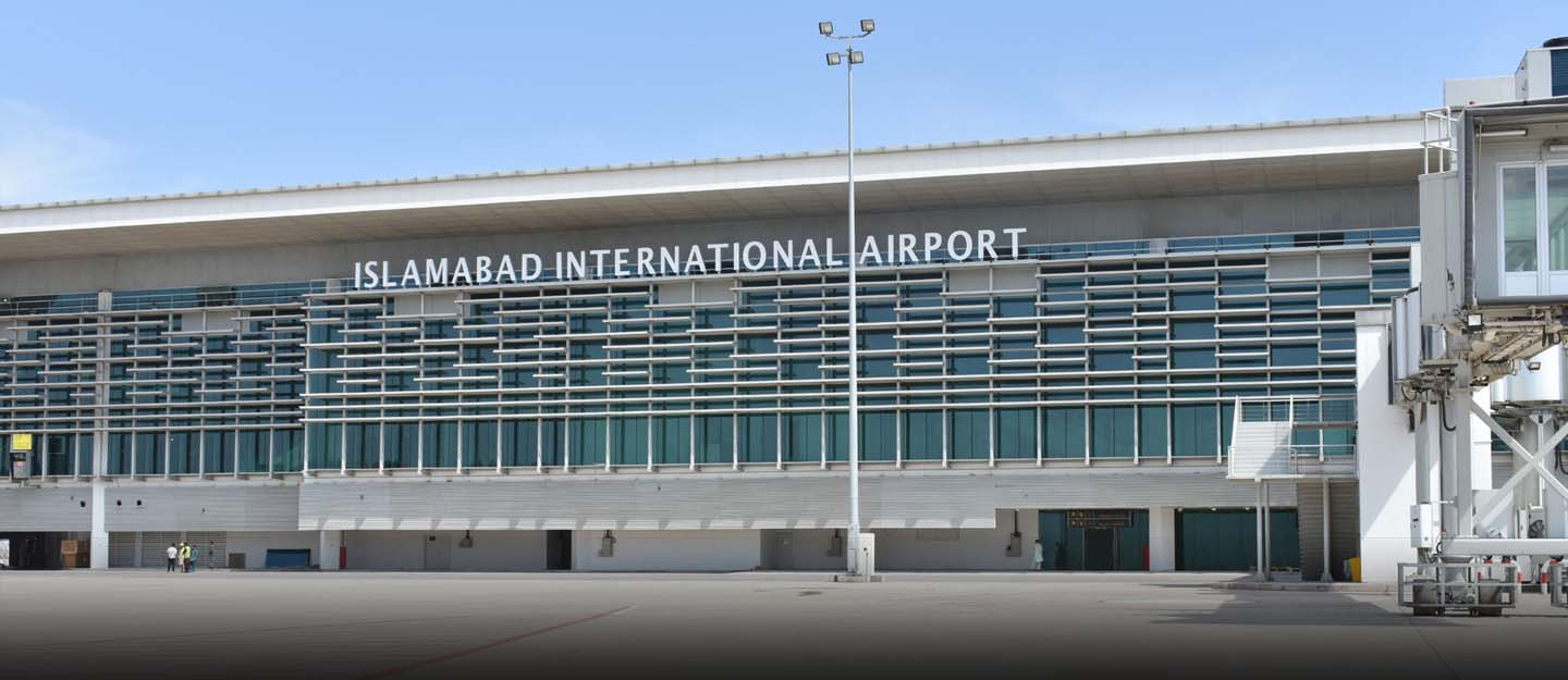 A View of the New Islamabad International Airport