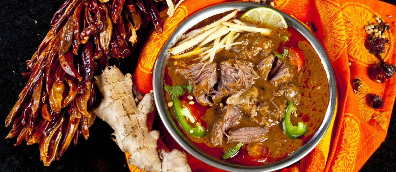 An appetizing serving of Nihari