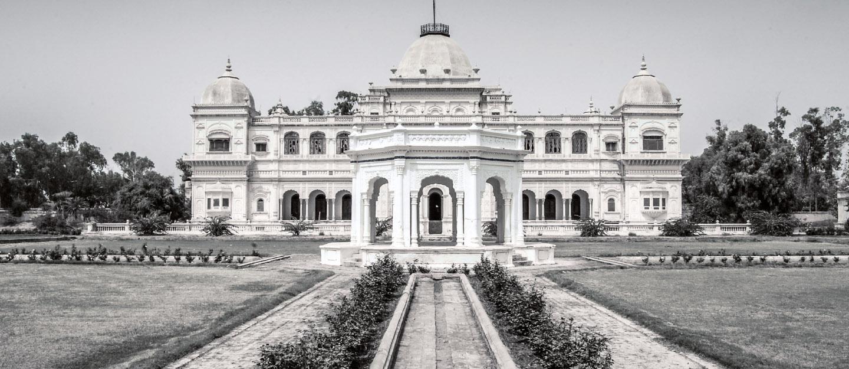 Sadiq Garh Palace in Bahawalpur