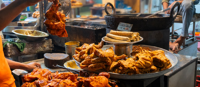 Unique Food Items in Karachi