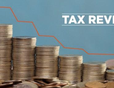 Decreasing Tax Revenue
