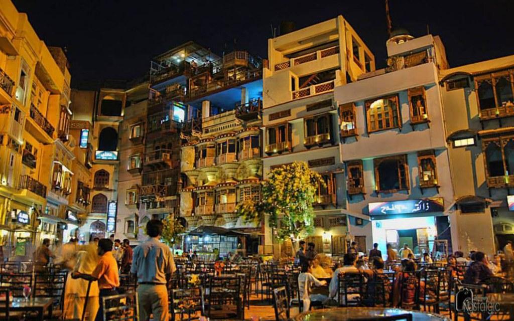 bazaars in rahim yar khan