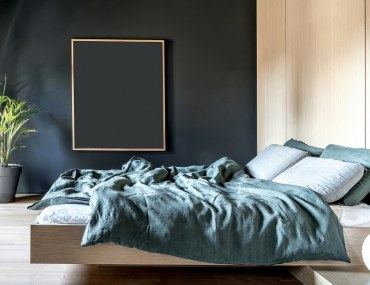 sophisticated bedroom colour scheme