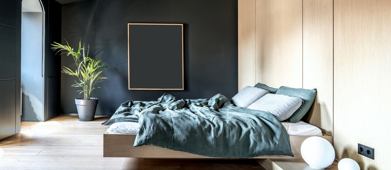sophisticated bedroom colour scheme