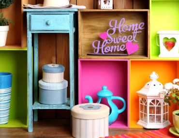 Tenants love to use simple easy decorations for their home