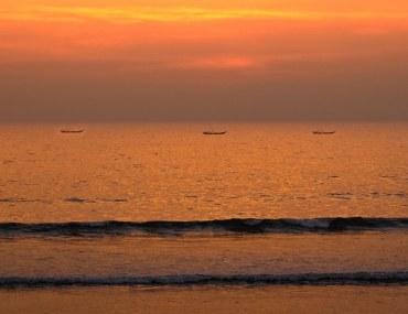Beach in Karachi