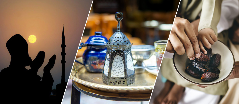 Ramadan Celebration In Muslim Countries