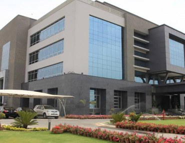 DHA Lahore Office Building