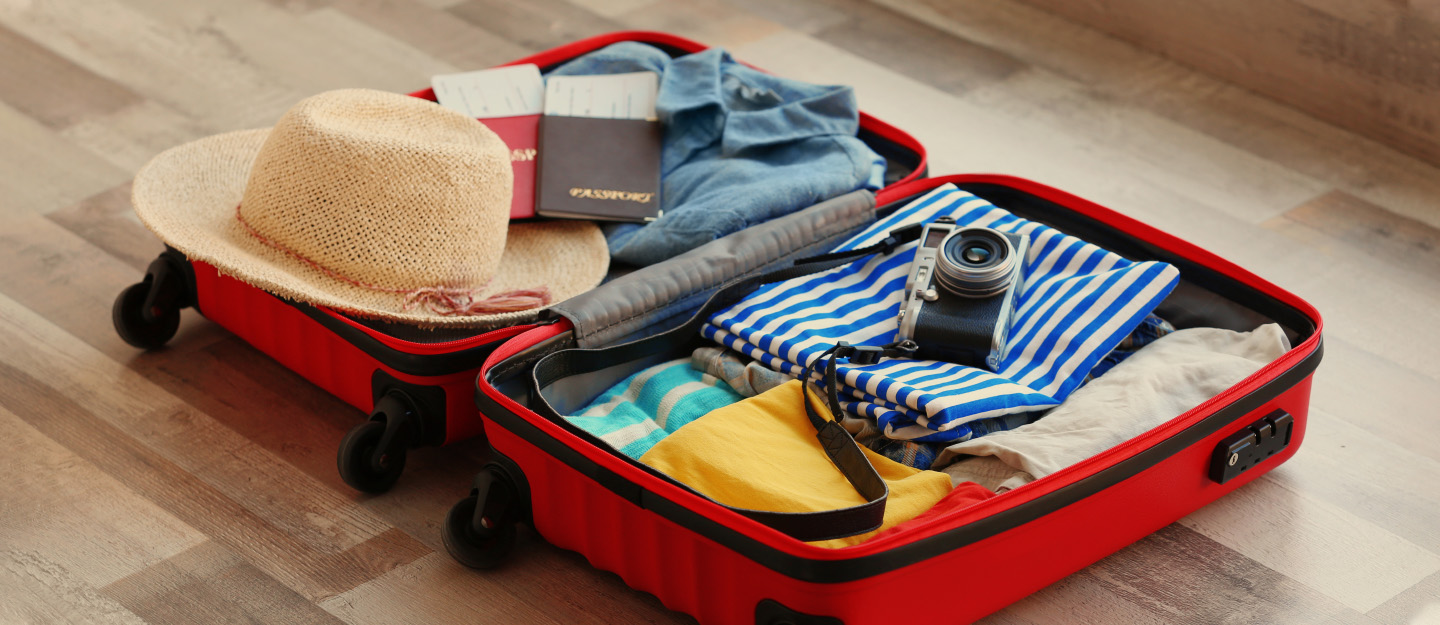 Essential travel items for kids