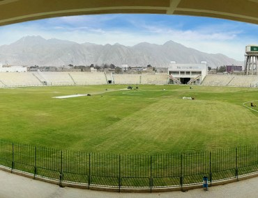 The pitch at Bugti Stadium in Quetta is perfect for batsmen to score some runs