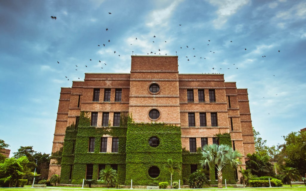 Lahore University of Management and Sciences in Times Higher Education Rankings