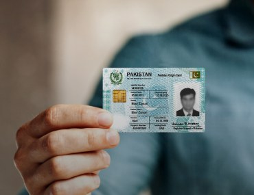 National Identity Card for Overseas Pakistanis