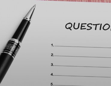 Create a list of essential questions on paper to jot down your tenants' responses