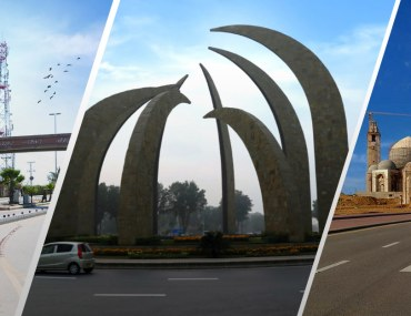 Comparison of Bahria Town Islamabad, Lahore and Karachi
