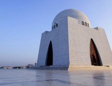 Quaid's Mausoleum is a landmark of Karachi