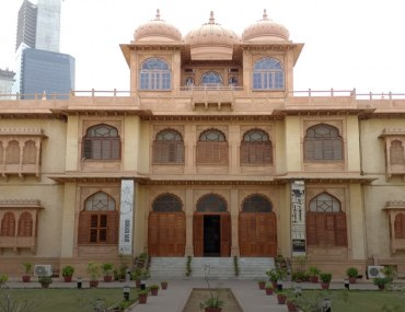 Mohatta Palace Museum in Karachi