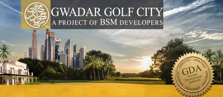 Gwadar Golf City, a premium investment opportunity