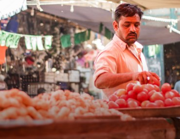 Wholesale Markets in Karachi