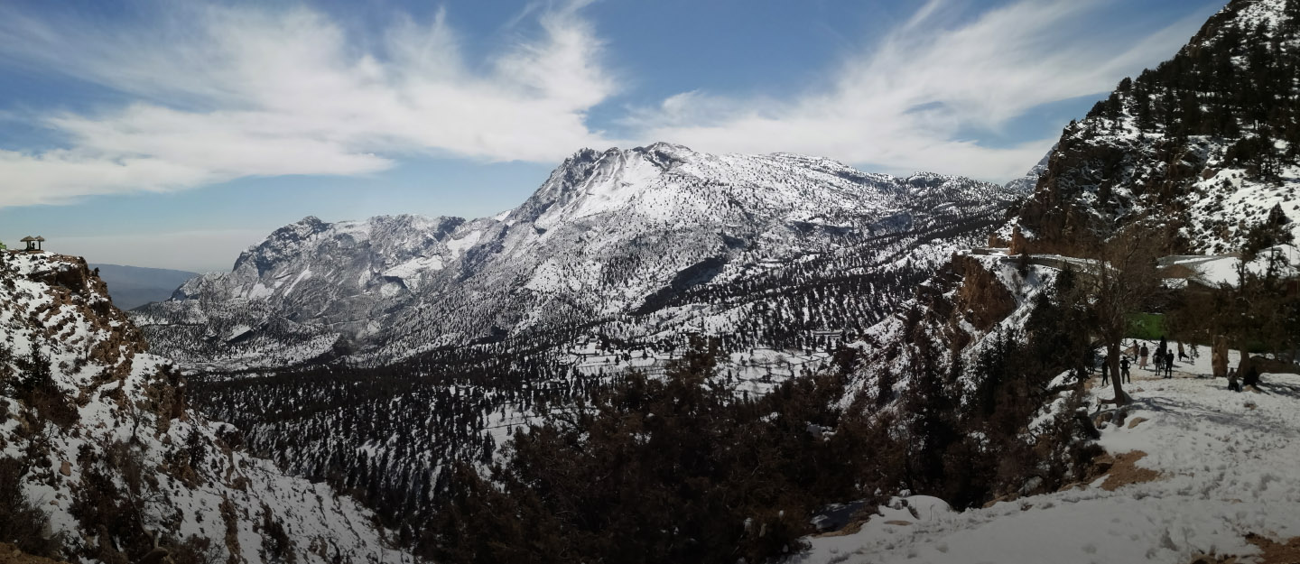 A trip to Ziarat Valley