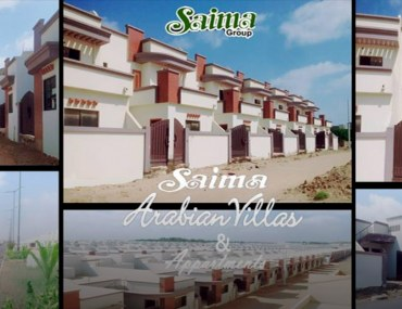 living in saima arabian villas Credit: FB/SaimaGroup