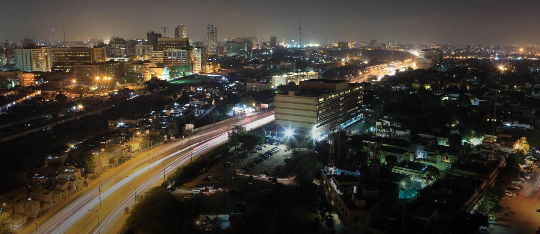 Most popular night spots in Karachi