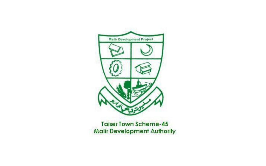 Taiser Town Scheme 45 is managed by Malir Development Authority