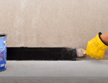 how to waterproof your walls