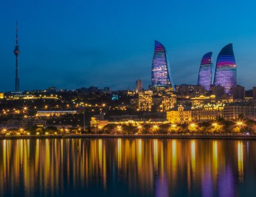 Travelling to Azerbaijan from Pakistan