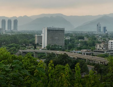 Development of Sector E-12 in Islamabad is underway