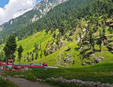 Kumrat Valley in Khyber Pakhtunkhwa