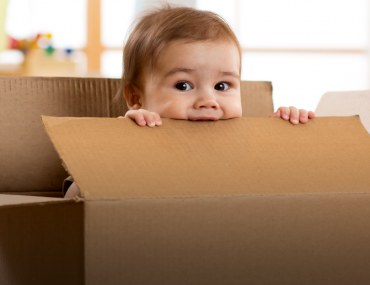 Moving homes with a baby can be a challenge