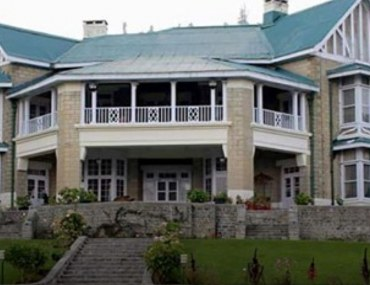 Governor House in Nathiagali Credit:FB/ImranKhanOfficial