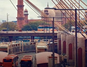 Lahore Metrobus System
