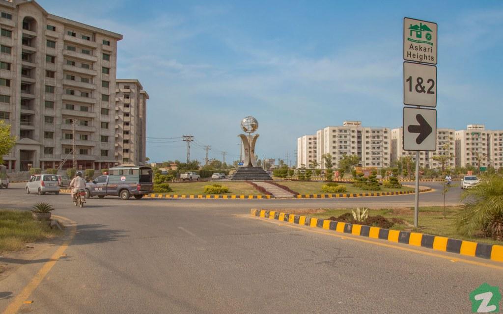 Askari Heights in Askari 11 Lahore