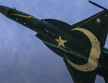 Active Fighter Planes in Pakistan