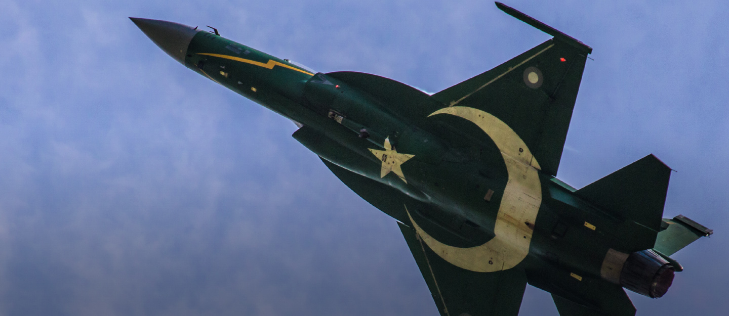 Active Fighter Planes in Pakistan