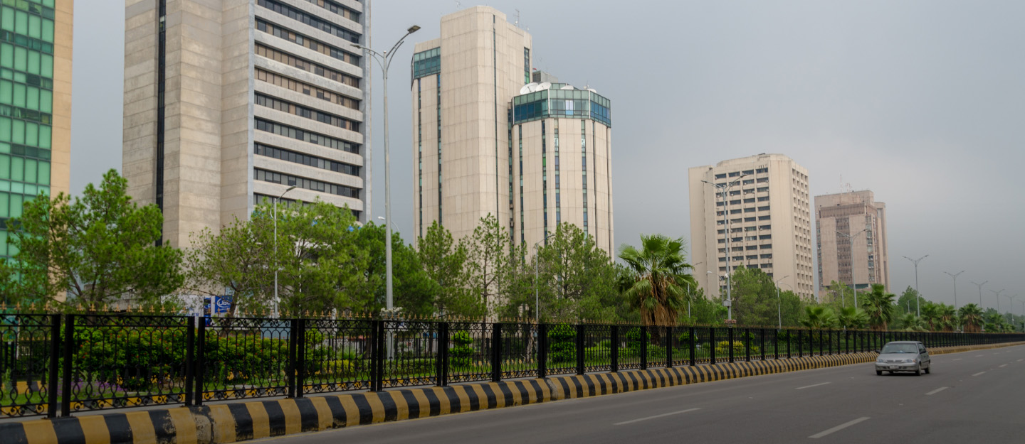 Construction of high rise buildings in islamabad