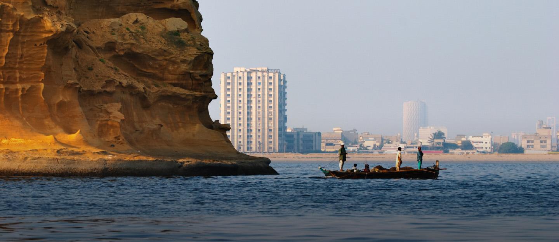 Some popular Islands near Karachi