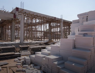 construction materials used in pakistan