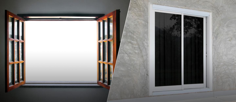 Factors to consider when choosing between Wooden vs Aluminium Windows