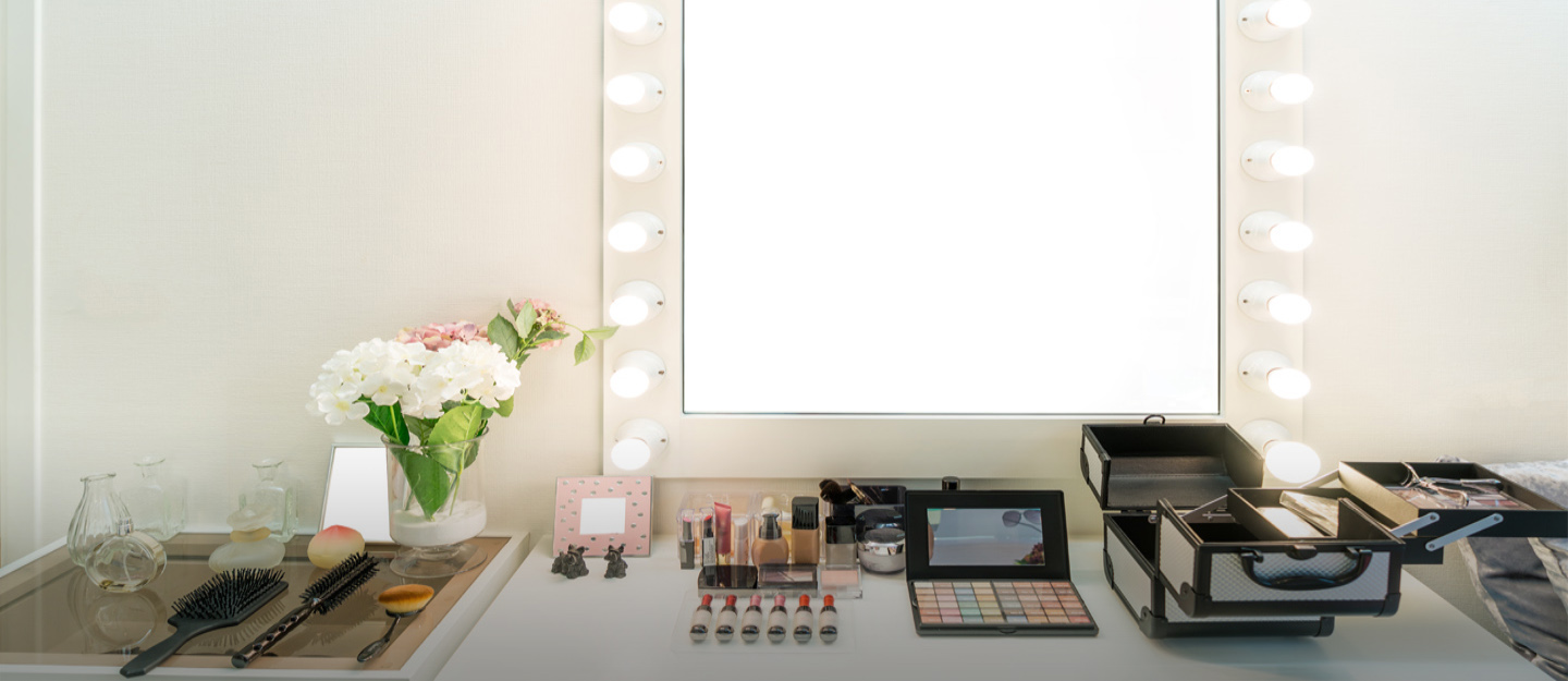 Essentials for designing the perfect dressing table