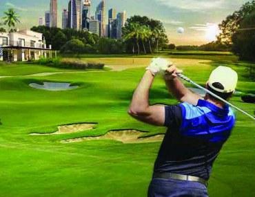 balloting for golf city gwadar has been announced