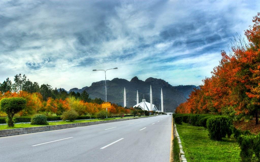 Capital Development Authority in Islamabad
