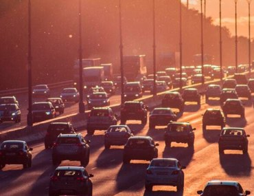 Problem of traffic congestion in Pakistan
